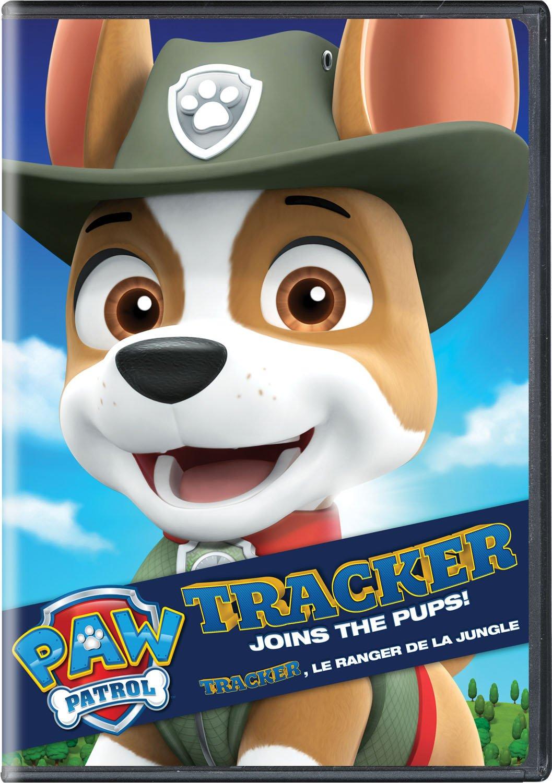 paw patrol pups meet tracker full episode