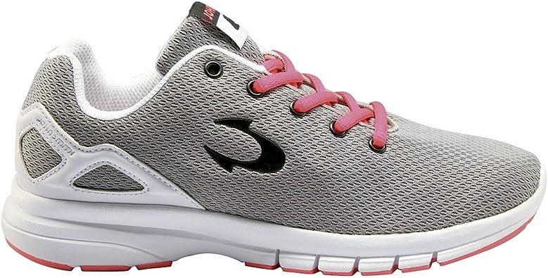 John Smith Rude W 16V - Zapatillas para Mujer, Color Gris Oscuro: Amazon.es: Zapatos y complementos
