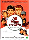 All Mine To Give (1957) (Region 2 compatible Korean import)