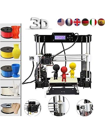 Impresora 3D Abcs Printing A8 Acrilico Prusa I3 Pro B Kit, DIY Impresoras 3D series