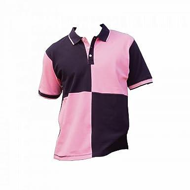 b17ffa22b65 Front Row Mens Quartered House Slim Fit Polo Shirt: Amazon.co.uk: Clothing