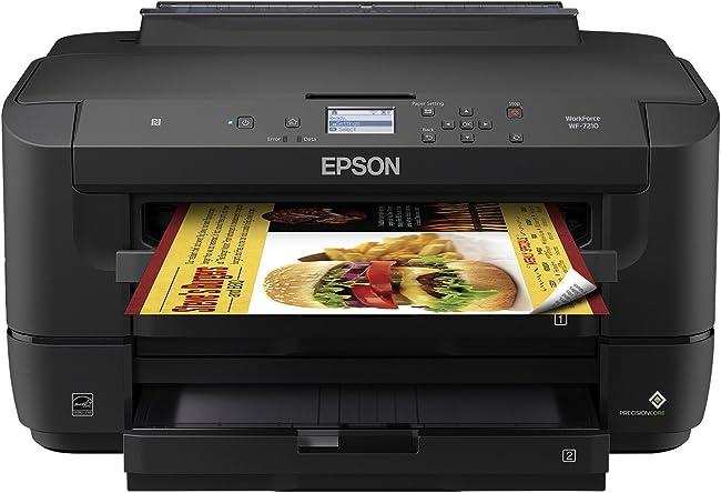 Best Affordable Sublimation Printer: Epson WorkForce WF-7210