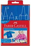 Faber-Castell  Kinder-Malschürze , Blau, 1 Schürze