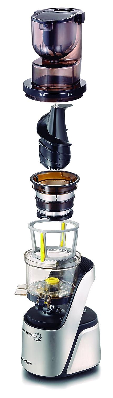 Essential Slow Juicer: Extractor de zumos, BPA Free, ultrasilencioso y con más potencia 400W: Amazon.es: Hogar