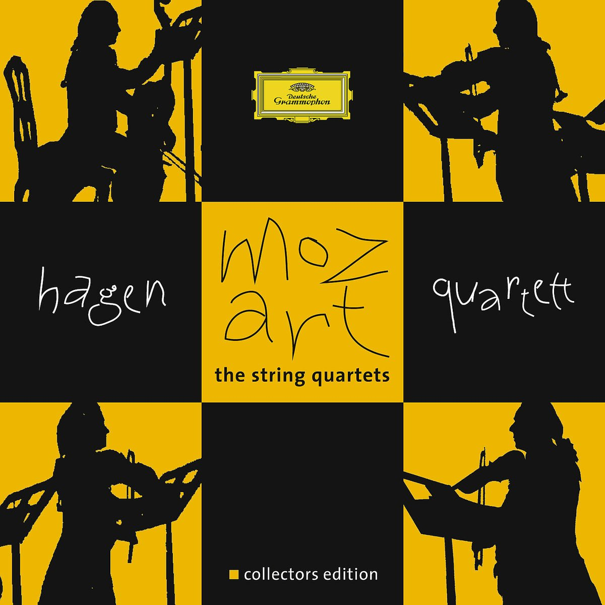 Mozart: The String Quartets by DEUTSCHE GRAMMOPHON, BOX CLASSICA, CLASSICO, MUSICA DA CAMERA,