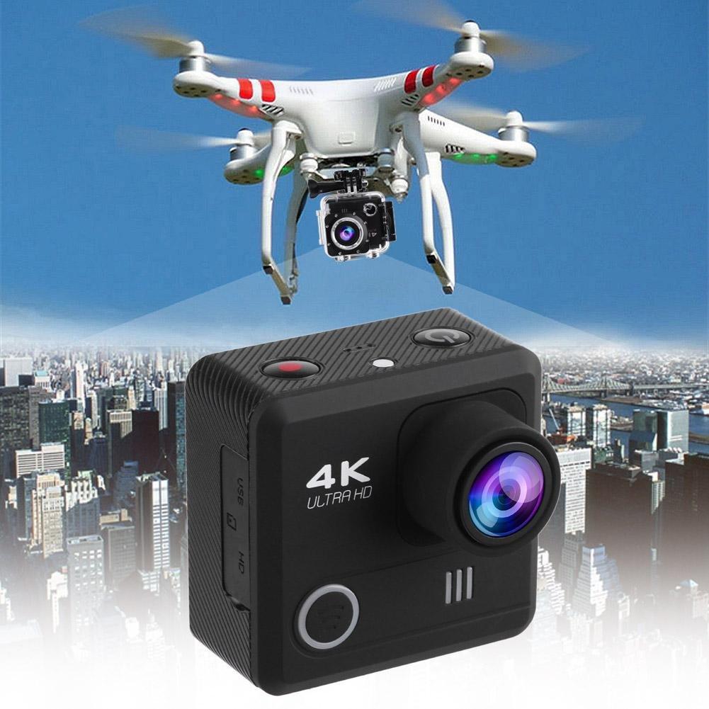 Trendyest Outdoor Sport 2,0 Zoll Ultra HD 4K WiFi Action Kamera Wasserdicht Camcorder