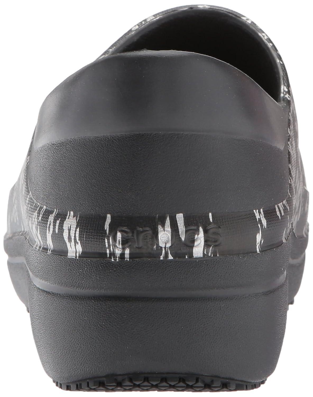 Crocs Womens Neriaprogrphclg Health Care Professional Shoe