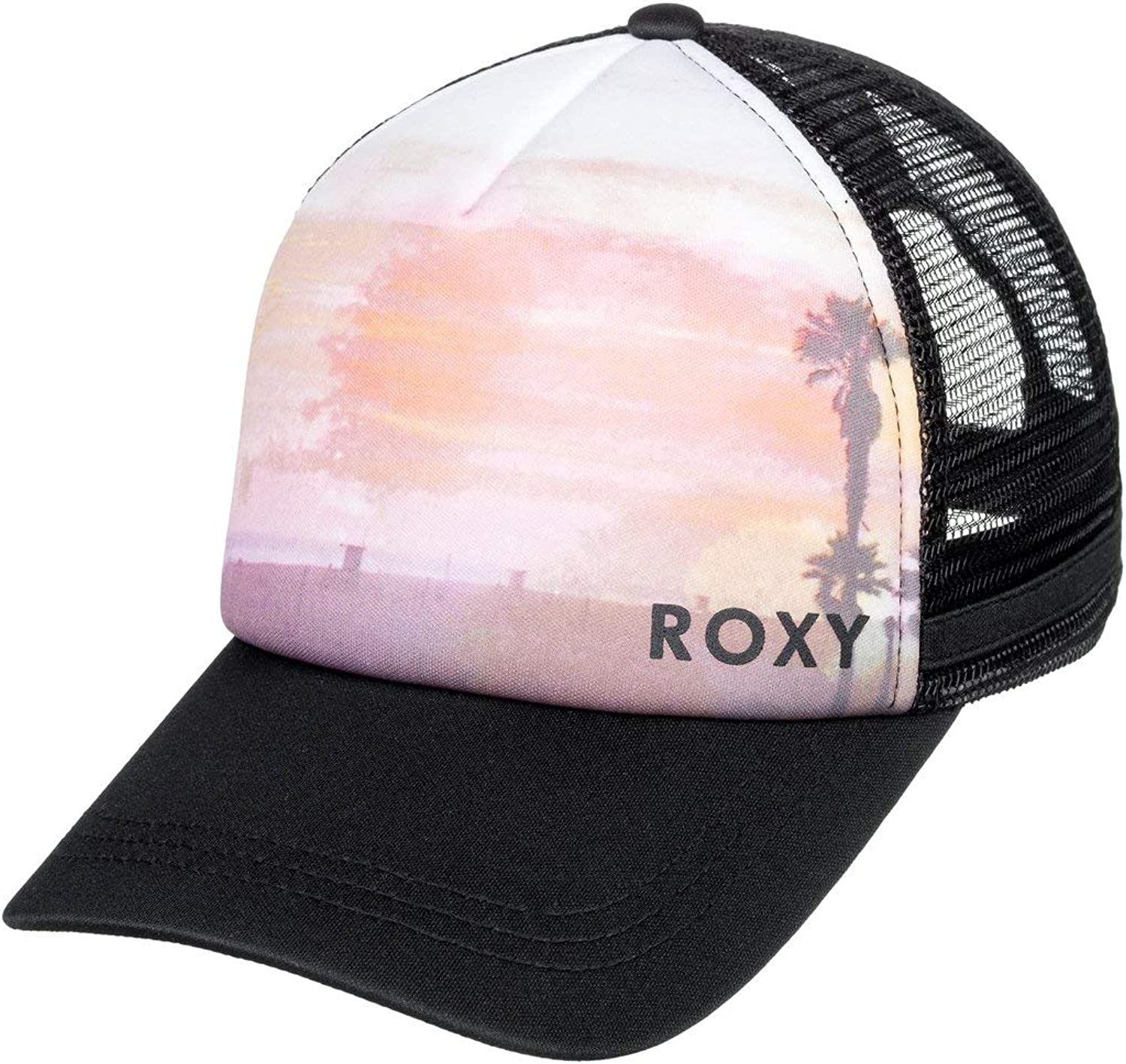 Roxy Dig This Cap, Mujer, True Black, 1SZ: Roxy: Amazon.es: Ropa y ...