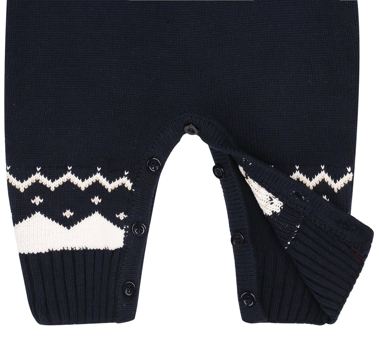ZOEREA Dungaree Romper Pantalones de Beb/é ni/ños Pantalones de punto G/éneros de punto