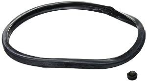 Presto 09906 Pressure Cooker Sealing Ring/Automatic Air Vent Pack (4 & 6 Quart)