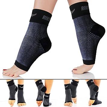 Fascitis Plantar Arch Support Calcetines, mejor alivio del dolor compresión pie tobillo manga Brace Tratamiento