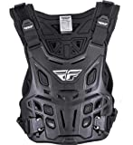 Fly Racing Revel Race CE Roost Guard (Black)