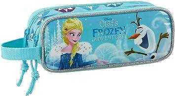 Disney Frozen – La Reina De Hielo Frozen Elsa Anna Olaf, estuche y estuche (S513), 21 x 8 x 6 cm: Amazon.es: Juguetes y juegos