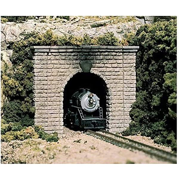 Faller 120558 Tunnel Portal Low 1-Track HO Scale Building Kit Gebr FALLER GmbH