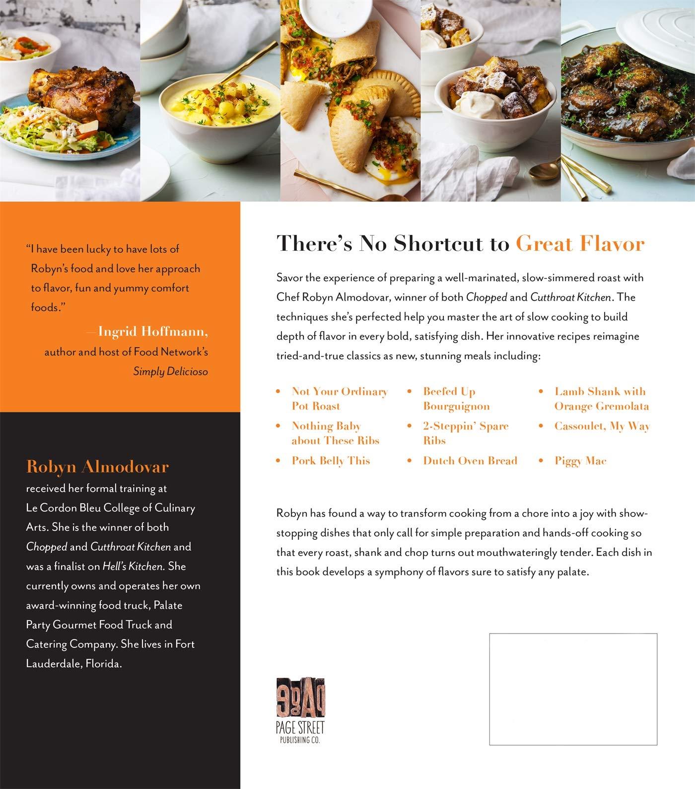 Almodovar R Low Slow Cooking 60 Hands Off Recipes That Are Worth The Wait Amazon De Almodovar Robyn Fremdsprachige Bucher