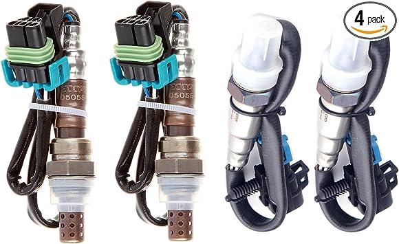 O2 Oxygen Sensor O2 Upstream//Front for Chevy Tahoe Yukon Brand New Fits SG280