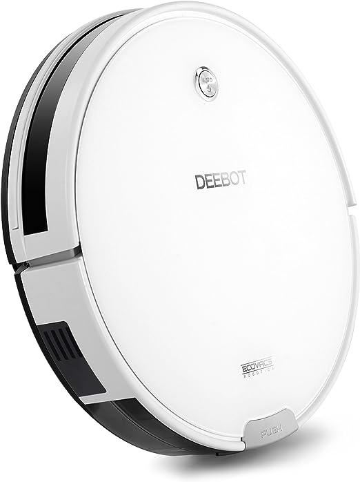 Ecovacs DM82 Robot limpiador de pisos, 11 W, 0.45 litros, 56 ...