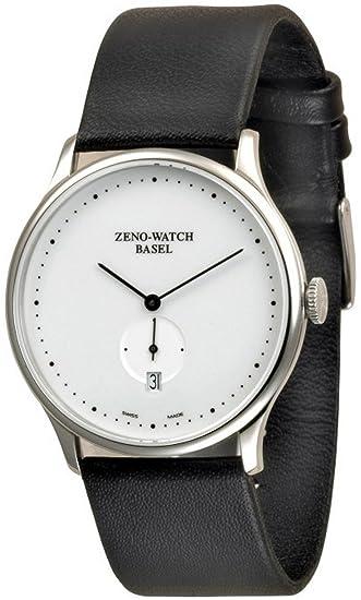 Zeno-Watch Reloj Mujer - Flat Bauhaus Quartz - 6493Q-i2
