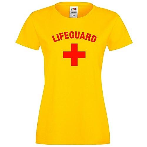 Lifeguardgear - Camiseta - para Mujer