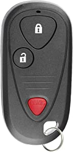 KeylessOption Keyless Entry Remote Car Key Fob for 2001-2006 Acura MDX, 2006 RSX E4EG8D-444H-A