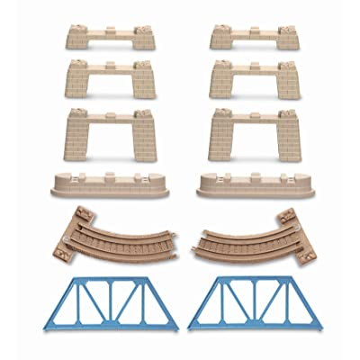 Fisher-Price Thomas & Friends TrackMaster, Bridge Expansion Track Pack: Toys & Games