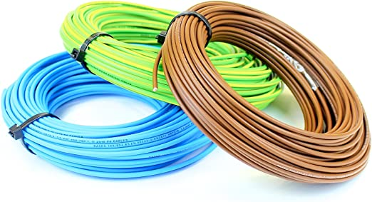 1.5mm 2.5mm 240v Single Core Conduit Cable 6491X Electrical Wire