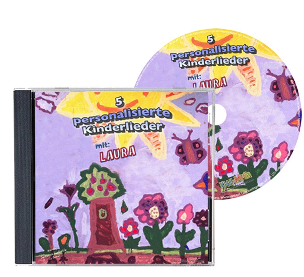 Goldene Hochzeit Geschenk-CD  persönliches Lied+gesungene Vornamen  originell