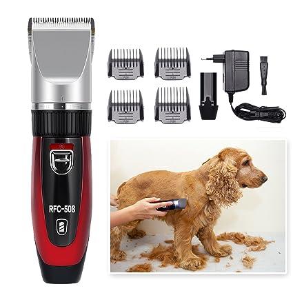ec542e5181cfd Surker Cortapelos Profesional para mascotas pequeñas medianas y grandes , perros, gatos y otros animales