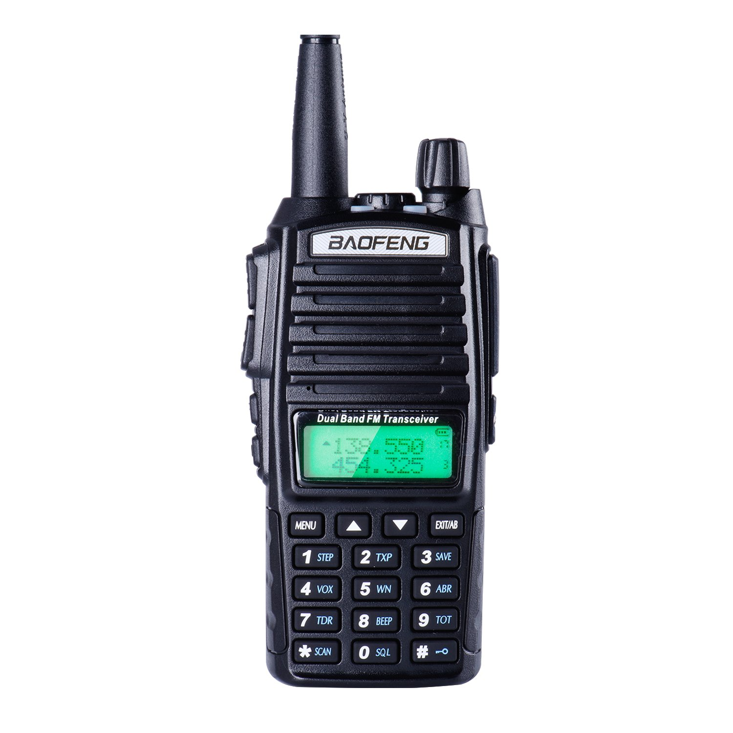 BaoFeng UV82 UHF High Power Intelligent FM long range with Built-in light LED Walkie Talkie Dust-proof and Waterproof two-way radio