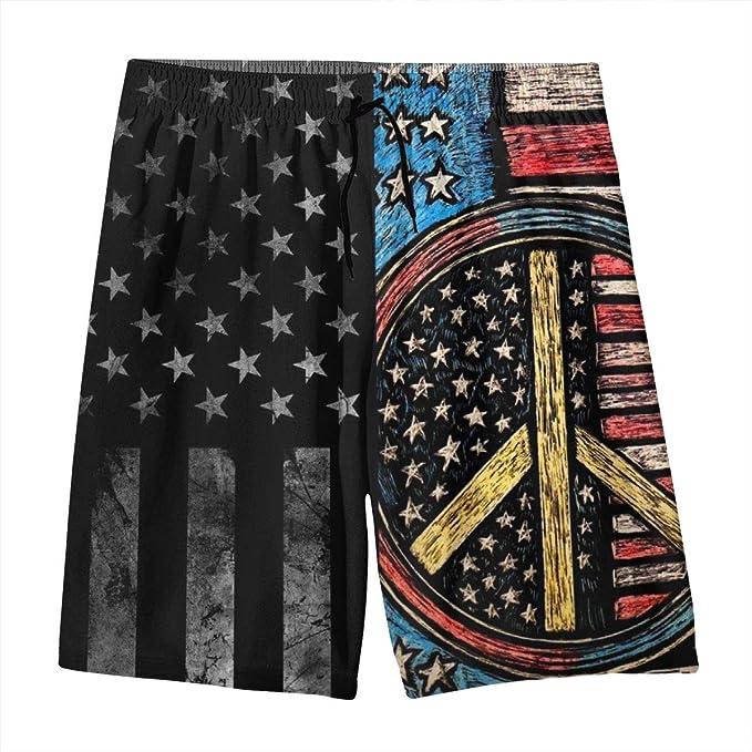 Amazon.com: Pantalones cortos de surf de secado rápido para ...