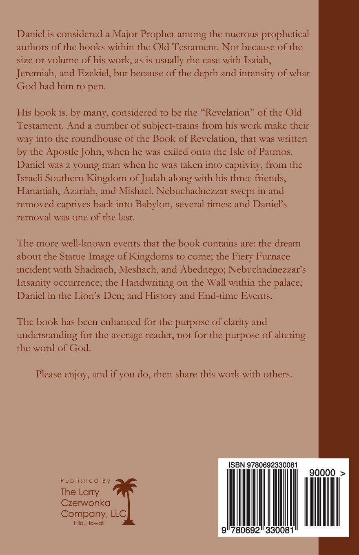 book of daniel enhanced the enhancement series volume 1