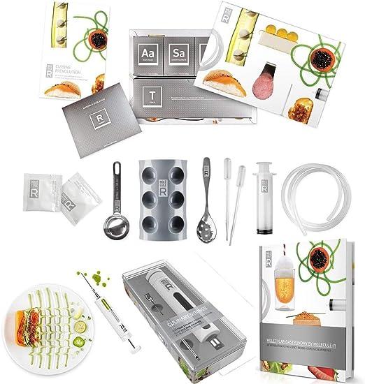 Compra Molecule-R Ultimate Triple Pack Kit de gastronomía ...