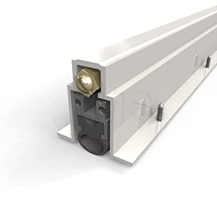 TMS Automatic Door Bottom / Fully Mortised / Heavy Duty with Neoprene Bulb Seal / 1u0026quot  sc 1 st  Amazon.com & TMS Automatic Door Bottom / Fully Mortised / Heavy Duty with ...