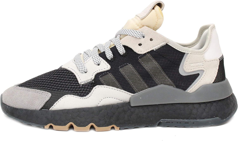 adidas Nite Jogger Mens in Core Black