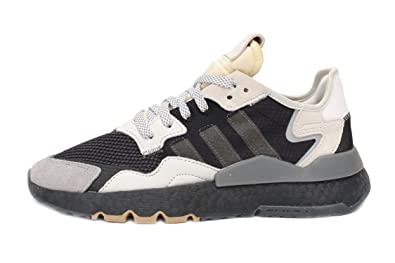 2c13102f284a19 adidas Nite Jogger Mens in Core Black Carbon White