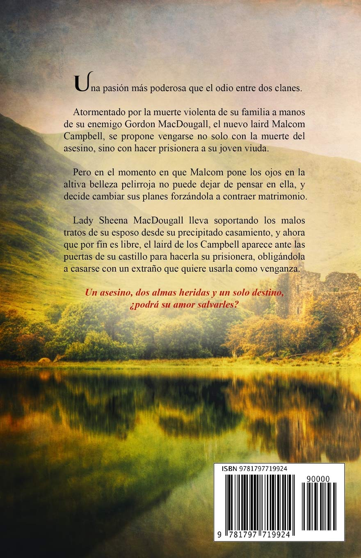 La venganza del Highlander (Serie Medieval) (Spanish Edition): Anne Marie  Warren: 9781797719924: Amazon.com: Books