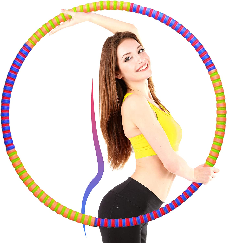 Video de antrenament: Hula Hoop Exercise IV