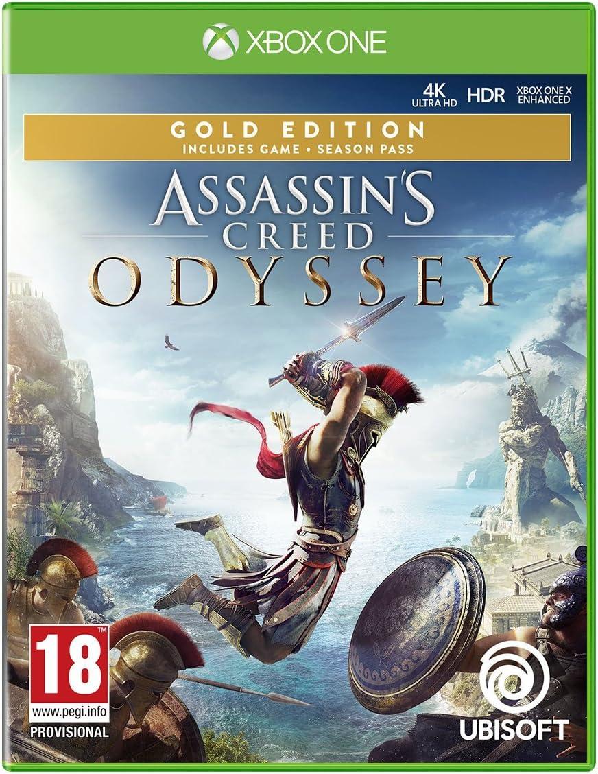 Ubisoft Assassins Creed Odyssey - Gold Edition vídeo - Juego ...