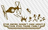 The Empire Doesn't Care About Your Stick Figure