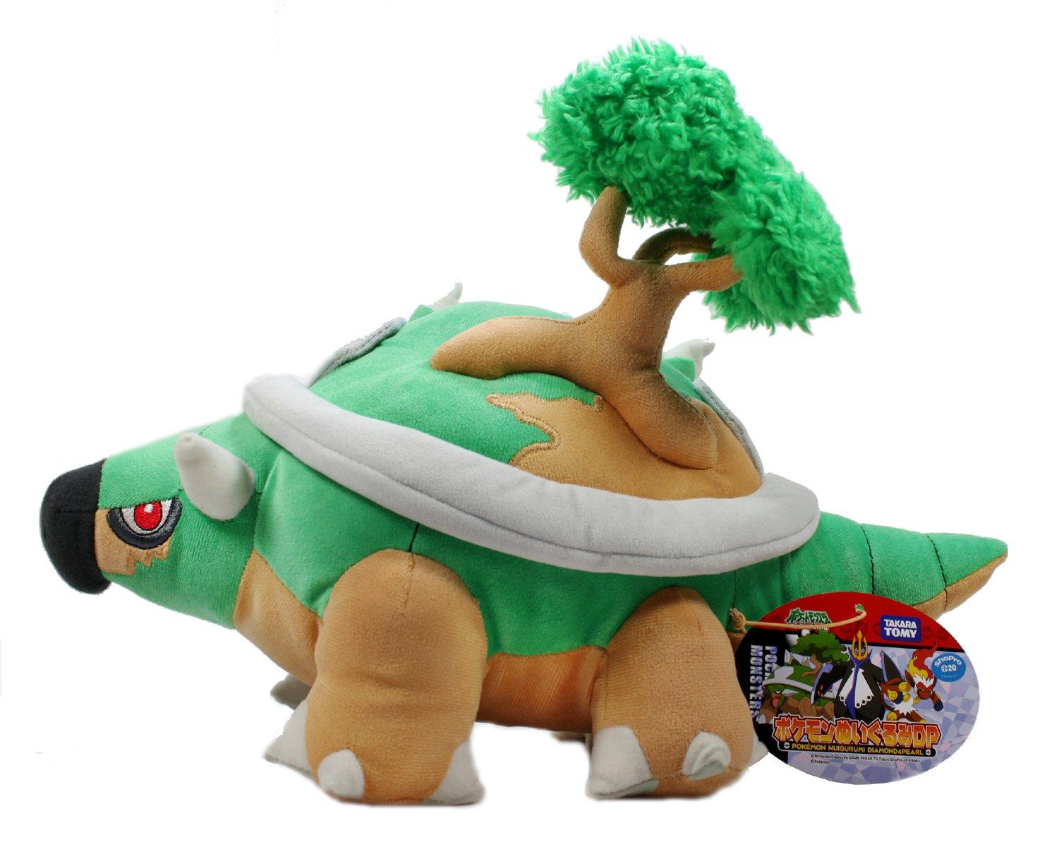 Takara Tomy 10 Pokemon Best Wishes Dx Plush Doll Toy Takaratomy