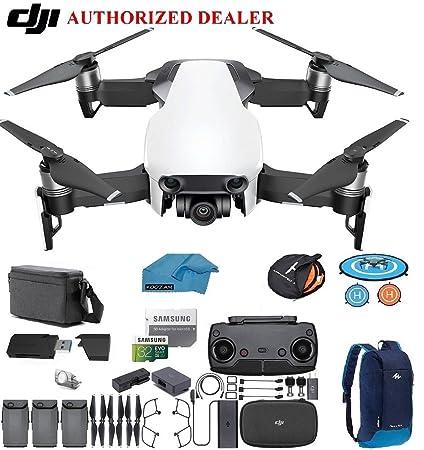 DJI Mavic Aire Fly más Combo Drone - Cuadricóptero con 32 GB ...