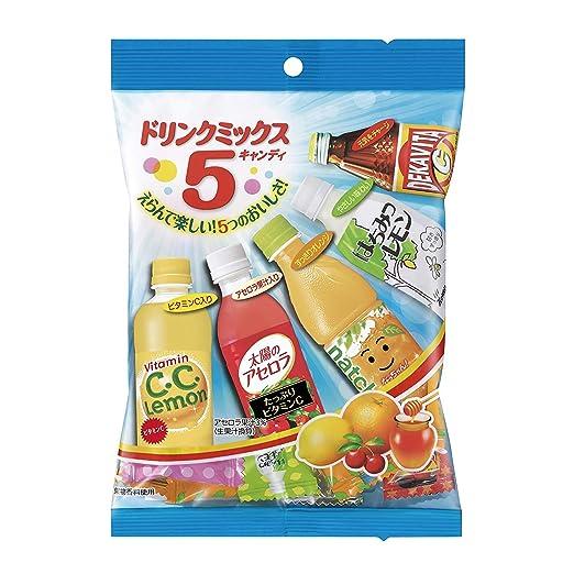 Assorted Japanese Soda Pop Hard Candies