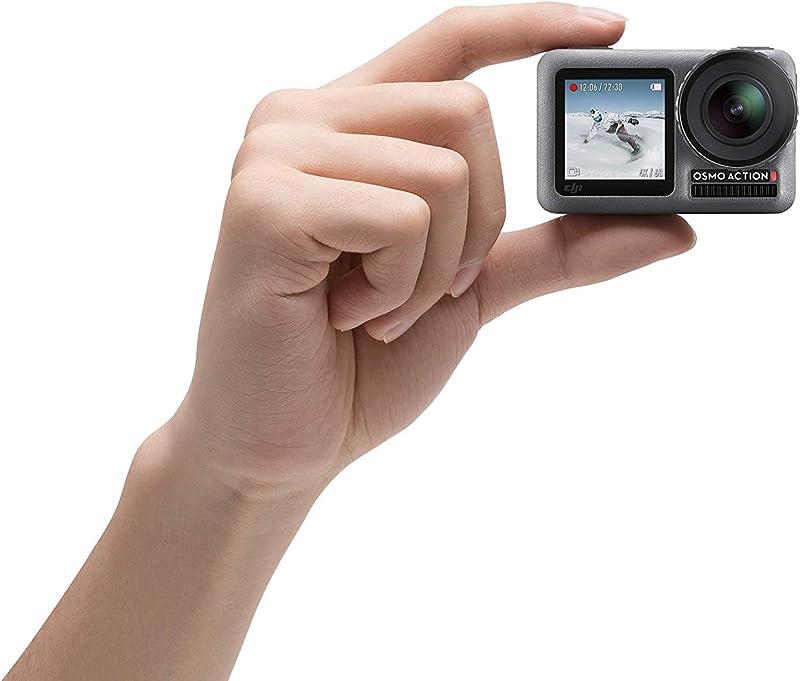 DJI 大疆 Osmo Action 灵眸运动相机 5.3折$199 海淘转运到手约¥1331
