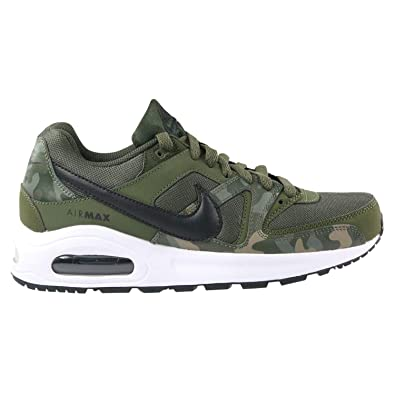 reputable site ef507 9e863 Nike Air Max Command Flex BG, Chaussures de Running Compétition Homme,  Multicolore (Sequoia