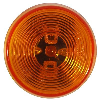 Kaper II L14-0087A Amber LED Marker/Clearance Light: Automotive