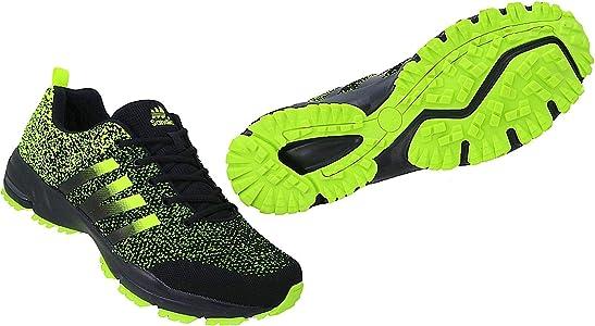 Zapatillas de deporte para hombre, tallas 47-50 n.º 227, color Negro, talla 49 EU: Amazon.es: Zapatos y complementos