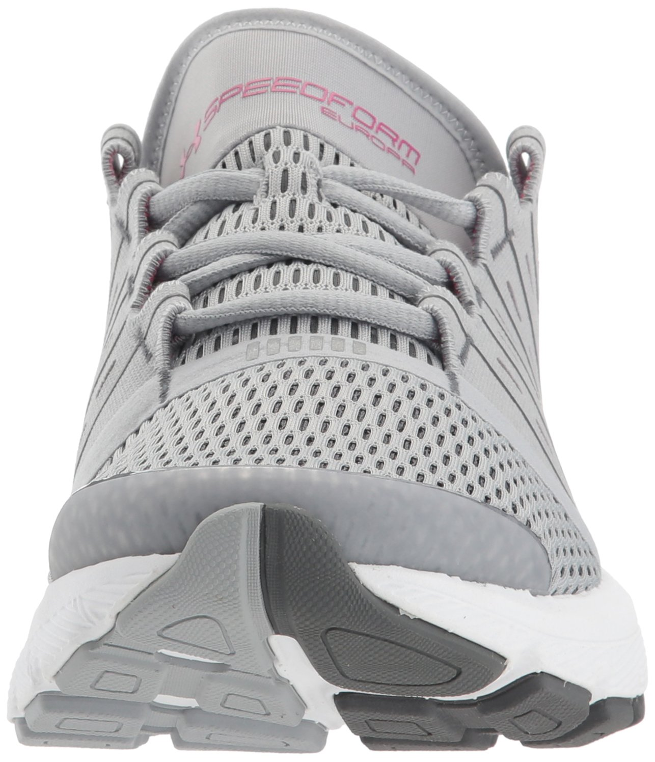 Under M Armour Women's Speedform Europa Running Shoe B01GQL0I6M 9.5 M Under US|Overcast Gray (941)/Rhino Gray 3d8ee5