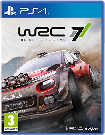 WRC 7 - The Official Game (Playstation 4) [importación inglesa ...