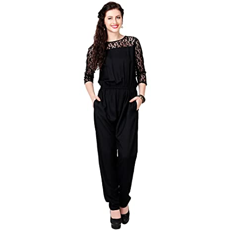 31dee11a8412 Eavan Women s Party Wear Appealing Rayon Jumpsuit Jumpsuits   Playsuits