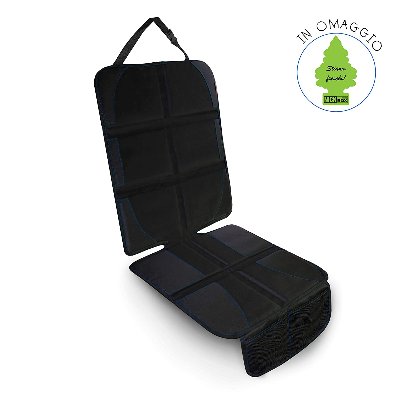 NickInTheBox Adatto al Sedile Posteriore E Anteriore Coprisedile Auto Universale Bambino Di 2a Generazione Protettore Per Sedili Perfetto Per Riparare Il Sedile Dal Seggiolino